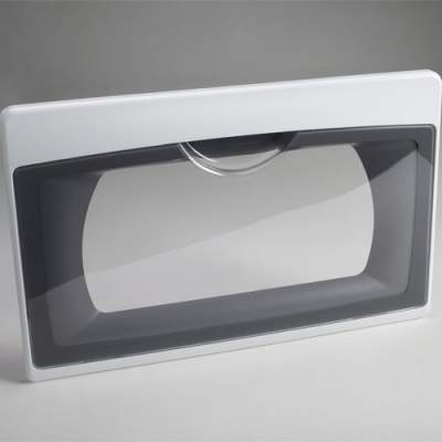 Dryer Door Assembly